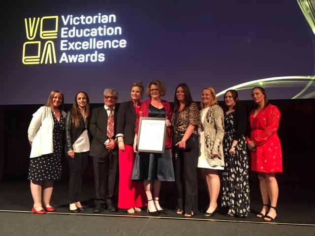 VEEA Award Evening 2018